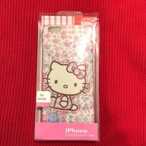 Hello Kitty I-Phone 6 Plus Phone Case